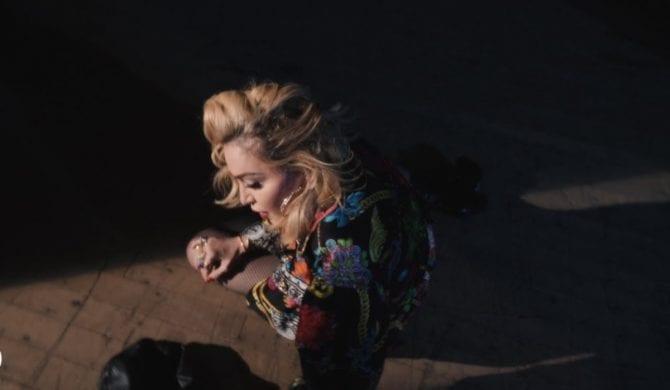 Madonna w duecie z członkiem Rae Sremmurd