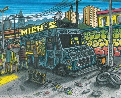 Michos a.k.a. LoseMind w Underground Renoma Records