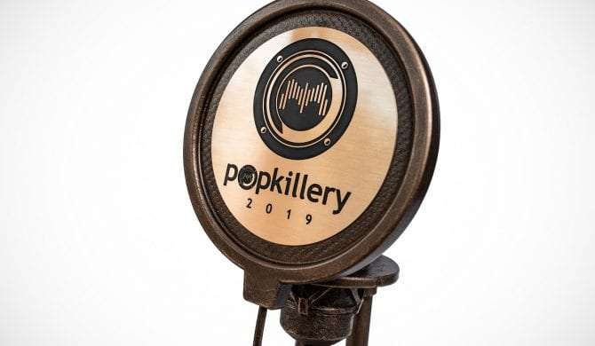 Jeru The Damaja gościem specjalnym gali Popkillery 2019