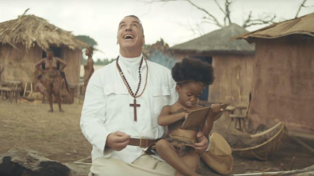 Rammstein zawędrował do Afryki