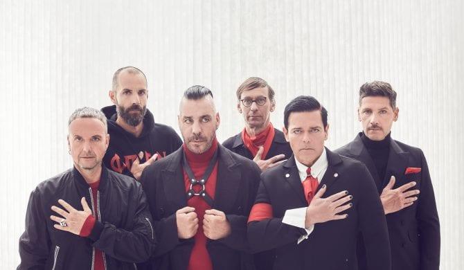 Rammstein nie próżnuje. Muzycy pracują nad nowym materiałem