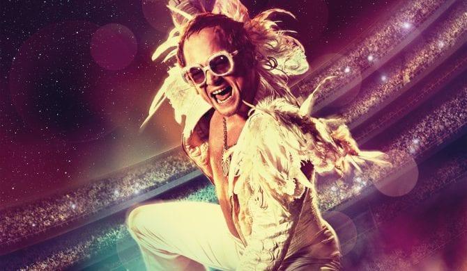 Nowy kawałek promujący film o Eltonie Johnie