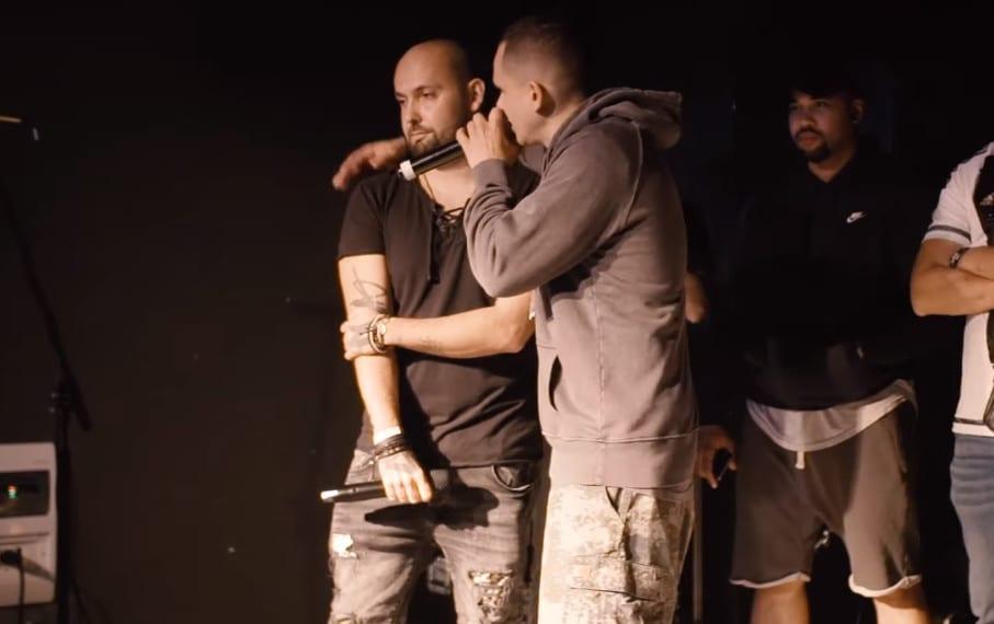 Rap Nokaut – zobacz pojedynek W.E.N.A. vs VNM