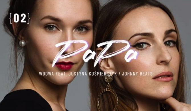 Justyna Kuśmierczyk w nowym singlu Wdowy