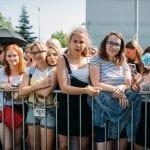 Tłumy fanów na premierze albumu Dawida Kwiatkowskiego
