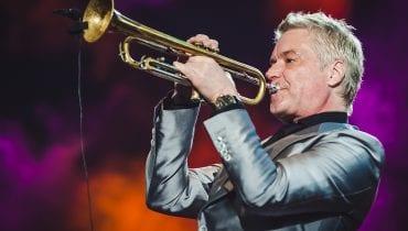 Sopocki koncert Chrisa Bottiego na zdjęciach