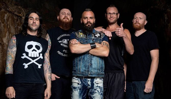 Killswitch Engage wracają do Polski