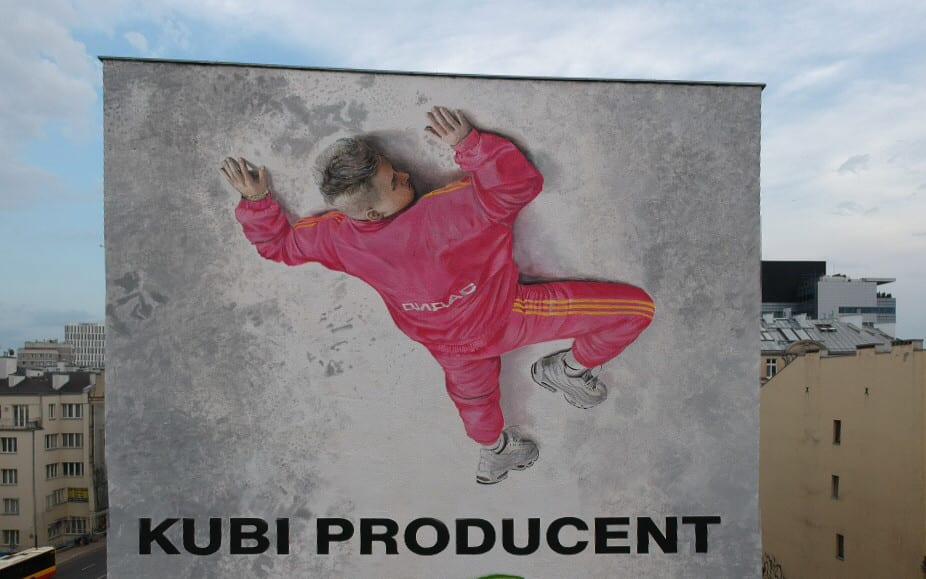 Pierwszy w Polsce muzyczny mural wykorzystujący rozszerzoną rzeczywistość