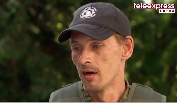 Lech Roch Pawlak w Teleexpressie