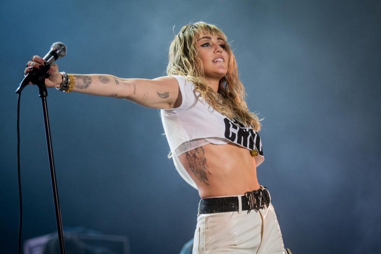 """Psychofan Cyrus: """"Misją mojego życia jest zapłodnienie Miley"""""""