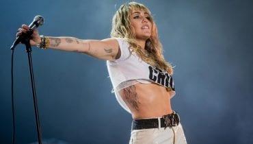Miley Cyrus na scenie Orange Warsaw Festivalu – zobacz zdjęcia