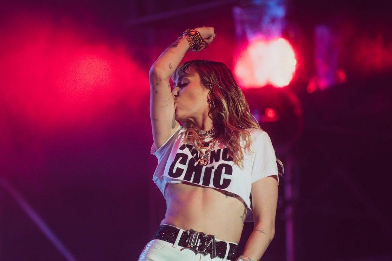 Miley Cyrus zawarła ugodę w sprawie o plagiat