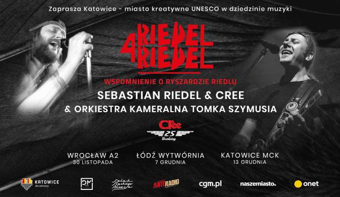 Sebastian Riedel w orkiestrowy sposób dziękuje swojemu ojcu