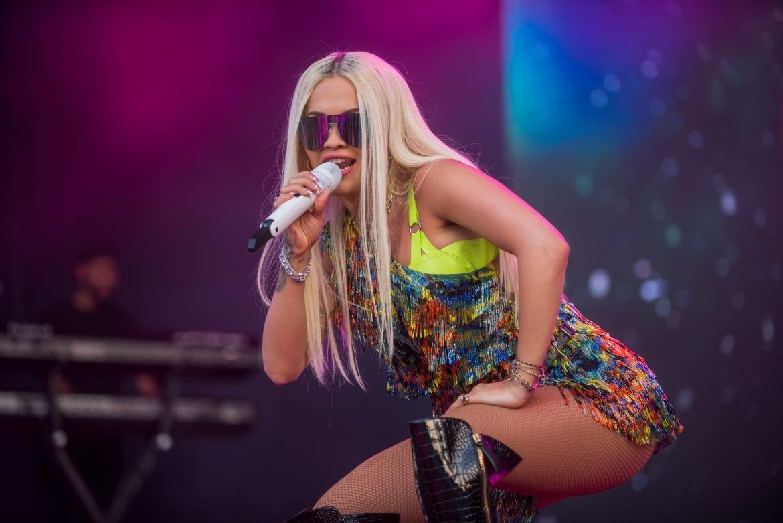 Rita Ora rozczarowana wynikami nowego singla. Wszystko przez koronawirusa?