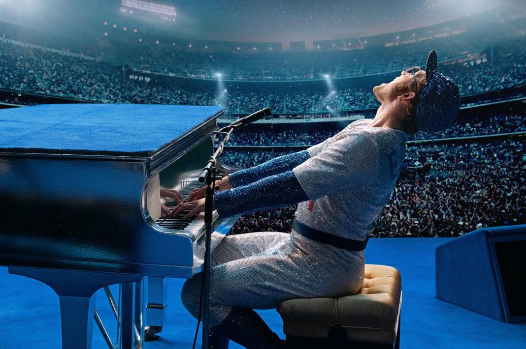 Rosjanie cenzurują film o Eltonie Johnie. Muzyk komentuje