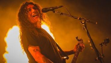 Slayer i Behemoth na zdjęciach z Areny Gliwice