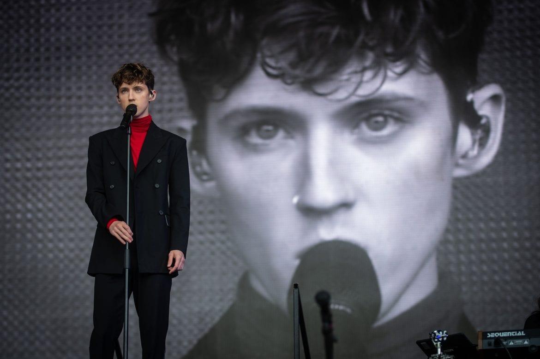 Troye Sivan na Orange Warsaw Festivalu (foto)