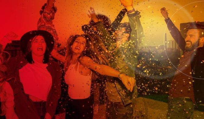 Jak bawić się bezpiecznie i bez gotówki na letnich imprezach plenerowych?