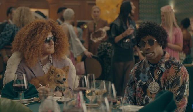 Ed Sheeran i Travis Scott w klipie