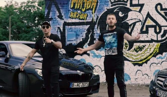 Nowy klip Majora SPZ