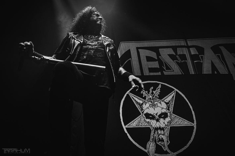 Testament, Exodus i Death Angel na halowym koncercie w Polsce