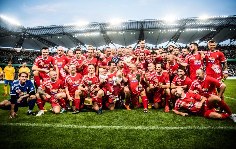TVN i WOŚP ponownie zmierzą się w meczu piłkarskim