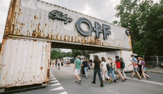 OFF Festival rozbija bank pierwszym ogłoszeniem