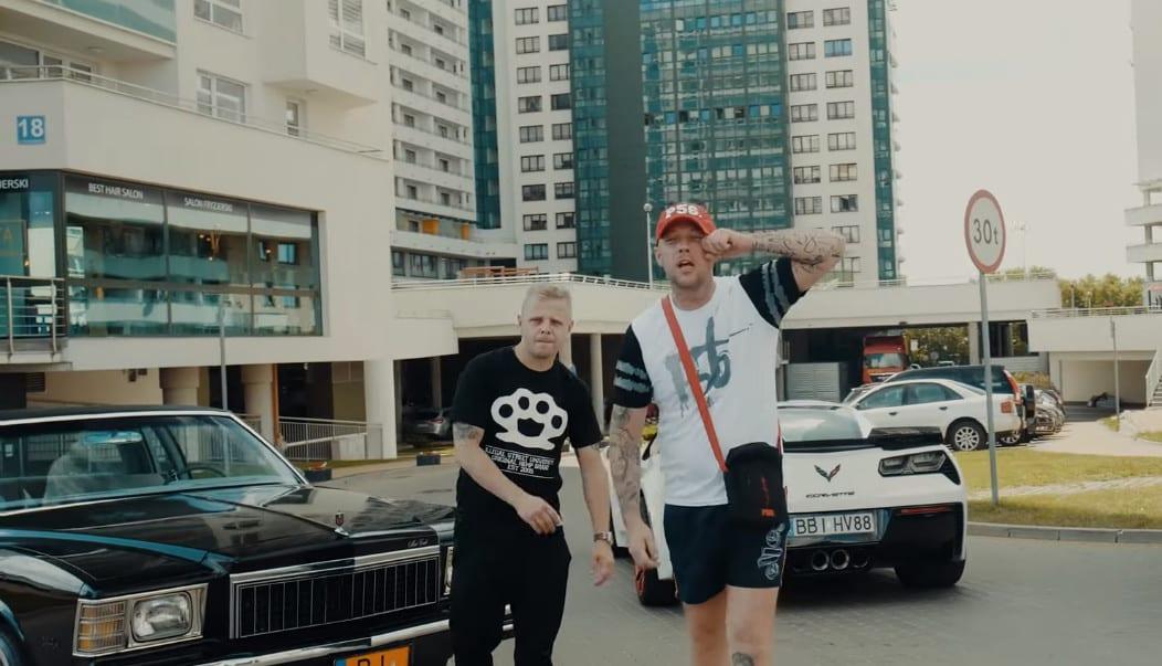 Dudek P56, Kaczy Proceder i Żary JLB w nowym singlu Steel Banging (wideo)