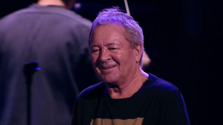 Wokalista Deep Purple wydał koncertowy album zarejestrowany w Polsce