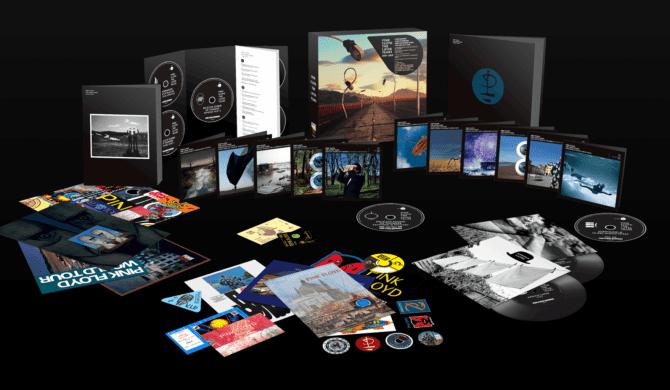 13 godzin niepublikowanych materiałów Pink Floyd