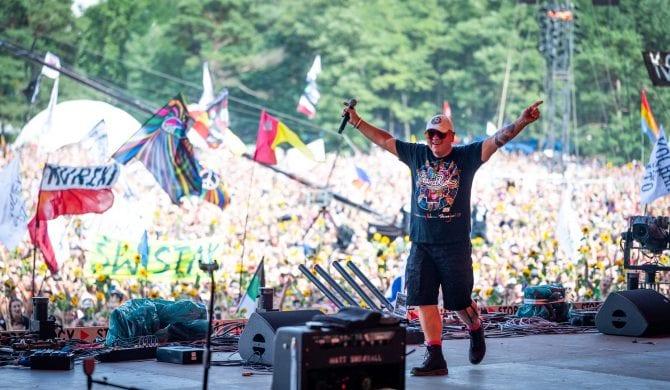 Pol'and'Rock Festival z niespodziewaną gwiazdą w line-upie