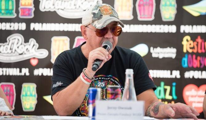 TVP wykorzystała materiał z Pol'and'Rock Festivalu bez zgody i zamazała logo kanału Owsiaka. Szef WOŚP bezlitosny