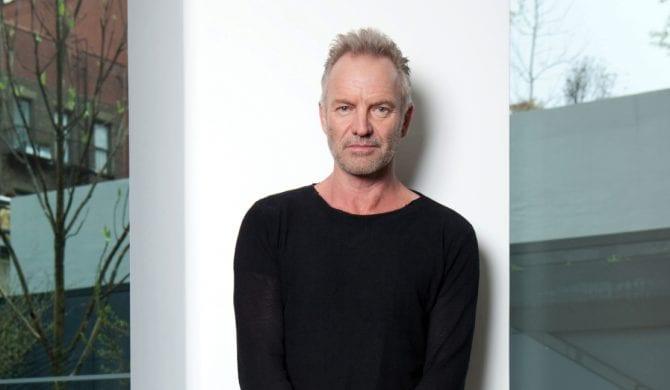 """Sting atakuje prezydenta Brazylii: """"Nie czas na grę na skrzypcach, świat płonie"""""""