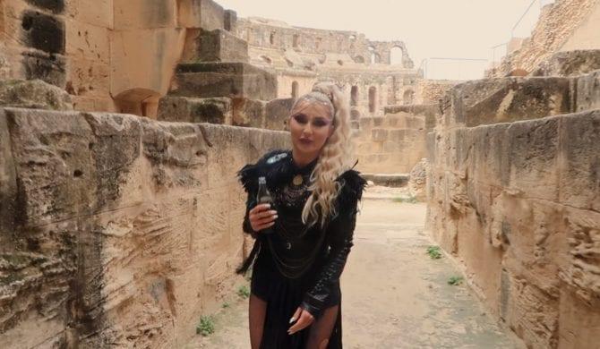 Cleo i donGURALesko za kulisami nowego klipu Donatana