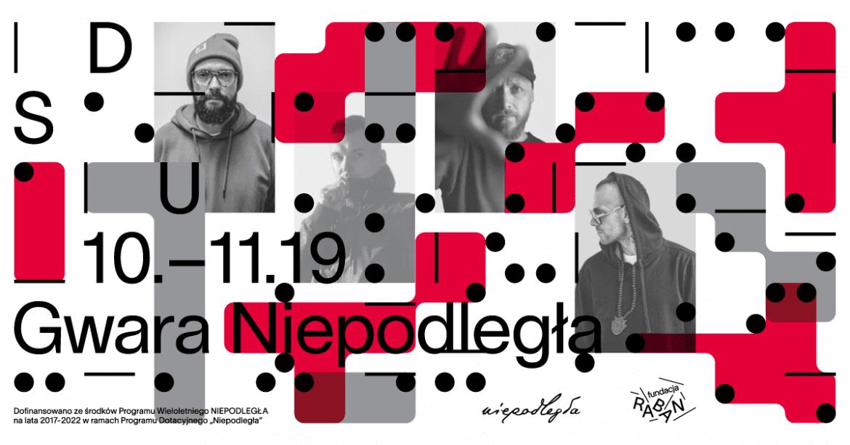 Znani raperzy w projekcie Gwara Niepodległa