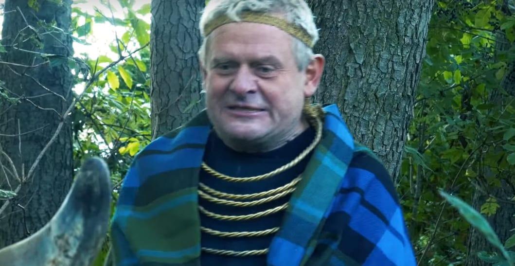 """Kazik, Nocny Kochanek i Zenek w zwiastunie serialu komediowego """"Ostatni wiking"""""""