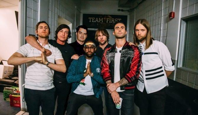 Maroon 5 zaprezentowali nowy klip
