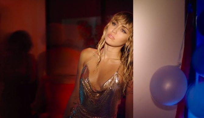 Nowy klip Miley Cyrus