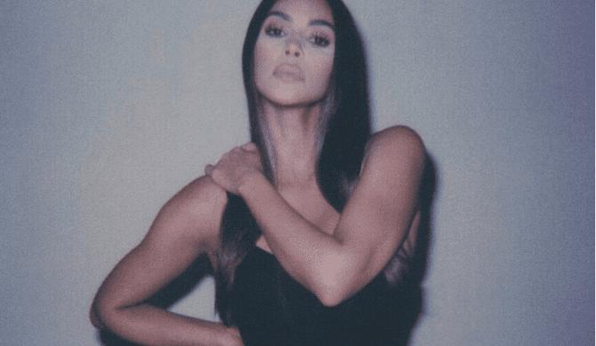 """Kim Kardashian: """"Zagrałam w teledysku Tupaca"""""""