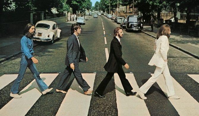 Wandale zniszczyli pamiątkę po The Beatles
