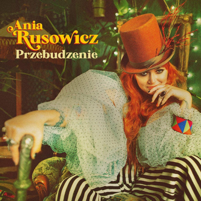 """Ania Rusowicz – """"Przebudzenie"""" (recenzja)"""