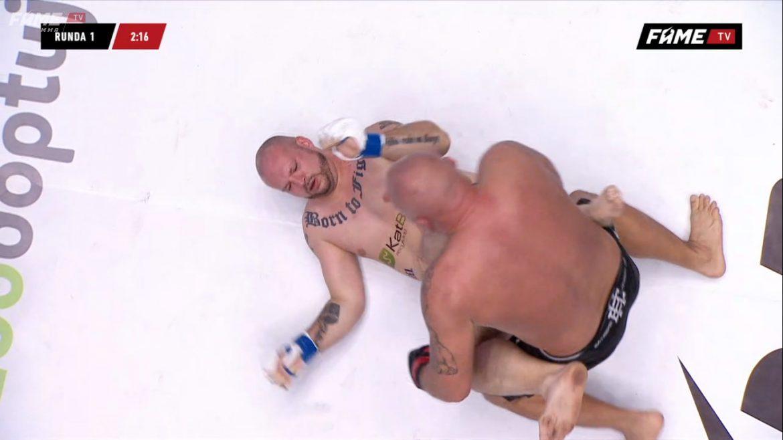 Fame MMA: Bonus BGC znokautowany w pierwszej rundzie