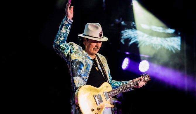 Carlos Santana odwołał koncert przez epidemię koronawirusa