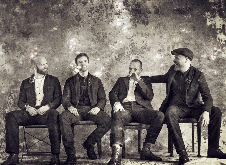 Coldplay dzieli się niepublikowanymi ujęciami sprzed dwóch dekad