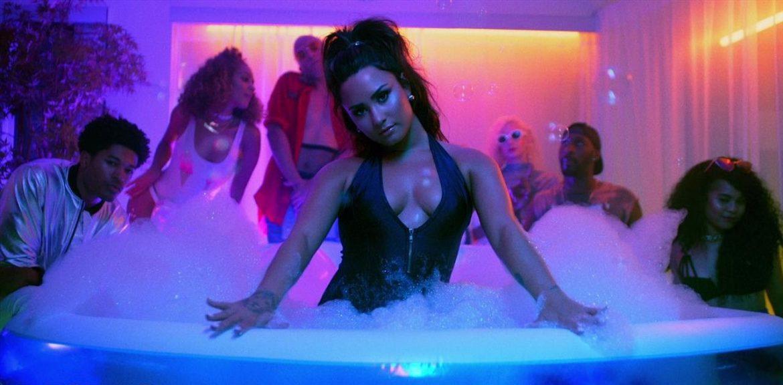 Demi Lovato zaśpiewa na Grammy numer, który napisała tuż przez przedawkowaniem