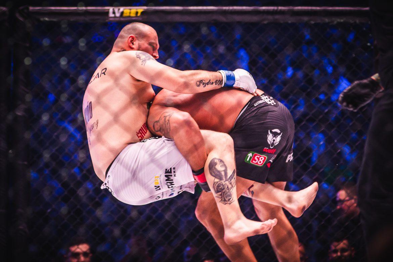 Fame MMA 5 na zdjęciach