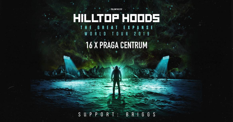 Hilltop Hoods w Warszawie – wygraj bilety
