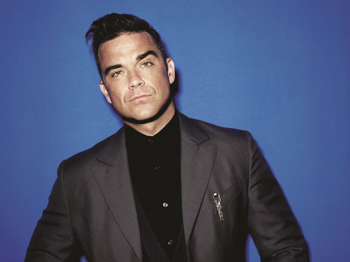 Robbie Williams ponownie łączy siły z Take That