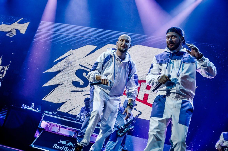 Red Bull SoundClash – zobaczcie zdjęcia z pojedynku Grubsona z Krzysztofem Zalewskim