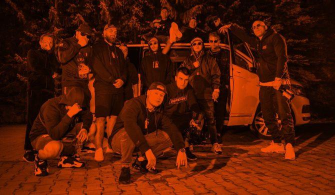 Pierwszy singiel zapowiadający album BOR Crew już dostępny